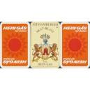Alt-Hamburger Skat-Blatt von Hein Gas (WK 16640)