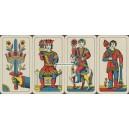 Carte Trentine Piatnik Tresette Italiano No. 90 (WK 16684)