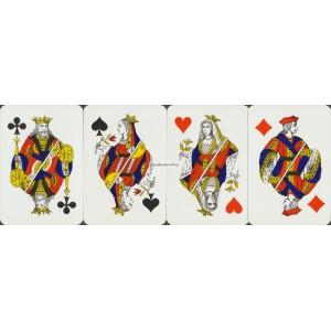 Belgisch-Genuesisches Bild VASS Leinfelden 1958 Casino Baden-Baden (WK 16757)