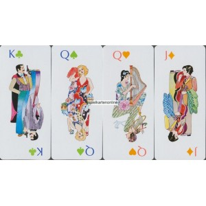 52 Secret Playing Cards (WK 16809)