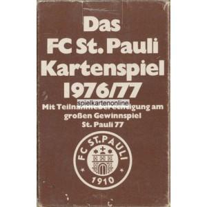 St. Pauli Kartenspiel 1976/77 (WK 16813)