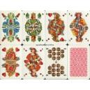 Neue Altenburger Spielkarte II VEB 1966 (WK 13889)