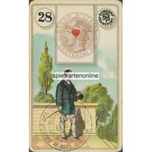 Cartes Lenormand Dondorf No. 1 (WK 16850)