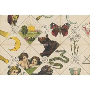 Seni Horoskop 1919 (WK 16855)