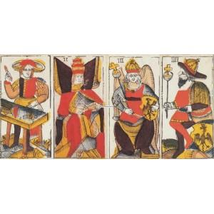 Tarot Jacques Vieville (WK 16857)