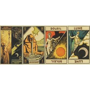 Tarot Astrologique - Georges Muchery - Dusserre (WK 16859)