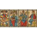 Tarot de Marseille Grimaud 1930 (WK 16863)