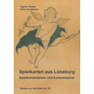 Spielkarten aus Lüneburg - Spielkartensteuer und Kartenmacher (WK 101327)