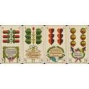 Deutsche Kriegs-Spielkarte (WK 16891)