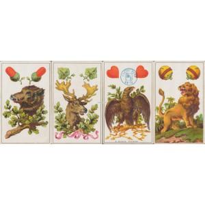 Deutsche Spielkarten No. 301 Dondorf (WK 16889)
