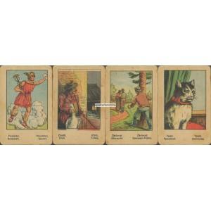Aufschlagkarten (WK 16900)