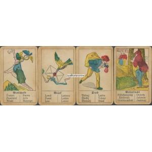 Aufschlagkarte Hegenauer (WK 16905)