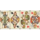 Tarot Nouveau Catel & Farcy 1960 (WK 16862)