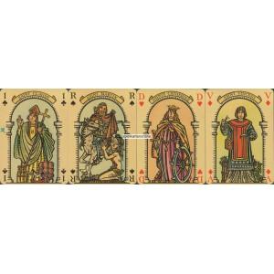Les Saints Patrons des Corporations (WK 16920 - b)