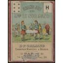 Grand Jeu de Mlle Lenormand Chartier Marteau & Boudin (WK 16872)