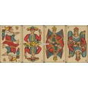Tarot Italien 2 Têtes - Tarocco Piemontese (WK 16854)