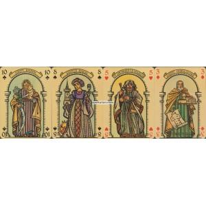 Les Saints Patrons des Corporations (WK 16963 - r)
