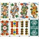 Bayerisches Doppelbild Bielefelder Spielkarten 1975 Spörl KG (WK 13976)