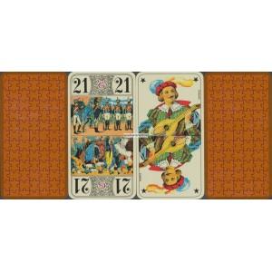 Tarot Hermès (WK 17003)
