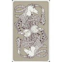 Hermès Jumbo Playing Cards Les 4 Mondes (WK 17005)