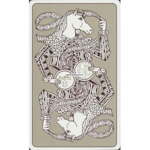 Hermès Jumbo Playing Cards Les 4 Mondes (WK 17005)