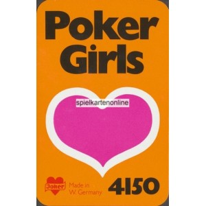 Poker Girls I Nr. 4150 (WK 16946)
