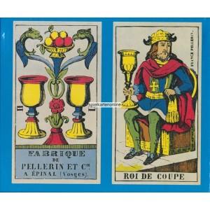 Tarot d'Epinal Pellerin (WK 17008)