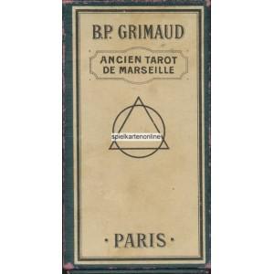 Tarot de Marseille Grimaud 1930 (WK 17028)