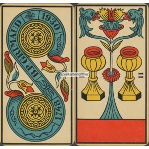 Tarot de Marseille Grimaud 1930 (WK 17029)
