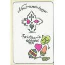 Neubrandenburger Spielkarte (WK 14961)