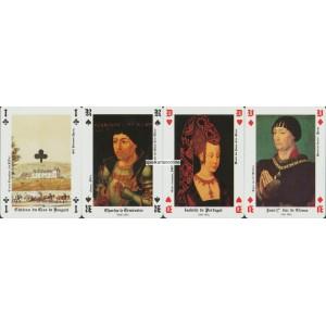 Jeu des Ducs de Bourgogne (WK 15053)