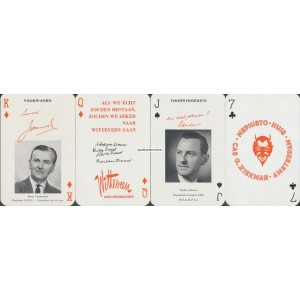 International Magic Congress Hilversum 1958 (WK 15082)