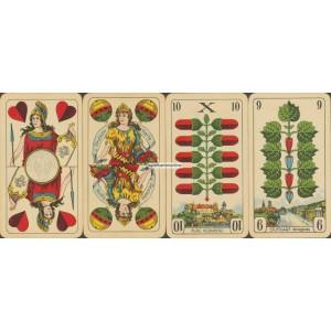Preußisches Doppelbild Dondorf 1932 Nr. 5 (WK 17051)