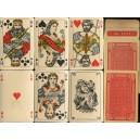 Rheinland Bild Speelkartenfabriek Nederland No. 2222 (WK 13789)