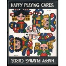 Happy Playing Cards No. 1007 (WK 14117)