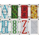 Das Typografische Kartenspiel (WK 14272)