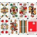 Württemberger Bild Berliner Spielkarten 1980 Kreissparkasse (WK 14200)