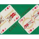 Golf Playing Cards (WK 16070)