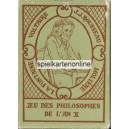 Jeu des Philosophes de l'An II (WK 15296)