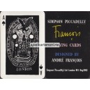 Francois Playing Cards (WK 15334)