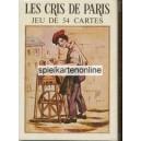 Les cris de Paris (WK 14852)