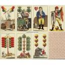Feine Deutsche Leipziger Handelskarte (WK 13977)