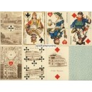 Hamburger Kartenspiel Hannchen Rübke (WK 14007)