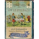 Grand Jeu de Mlle Lenormand Chartier Marteau & Boudin (WK 14574)