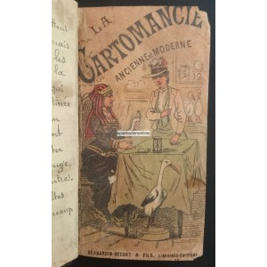 La Cartomancie ancienne et nouvelle ... (WK 100641)