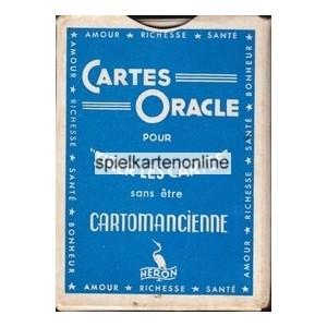 Cartes Oracle ... (WK 13618)