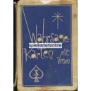 Lenormand Ariston 1950 Wahrsagekarten mit Versen (WK 13970)