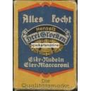 Drei Glocken Wahrsagespiel Var. II Schwarzer Peter (WK 14572)