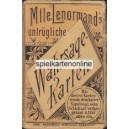 Mlle Lenormand's Wahrsage - Karten (WK 15369)
