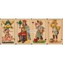 Bayerische Spielkarte (WK 15370)